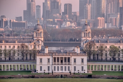 images of London - Royal Greenwich Observatory Lookout