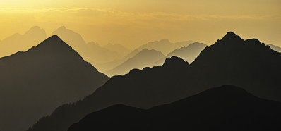 images of Triglav National Park - Jalovec View