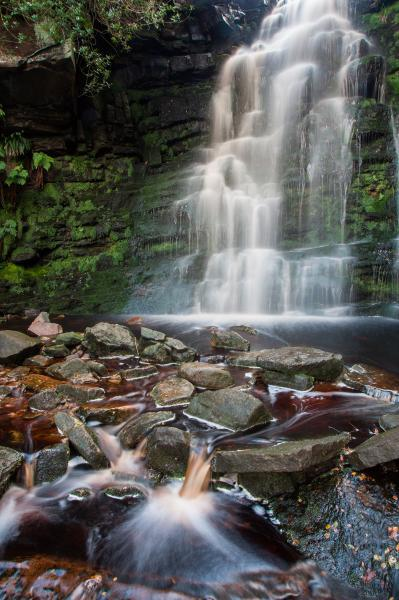 photography spots in Derbyshire - Middle Black Clough