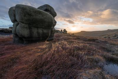 Derbyshire photo spots - Wool Packs