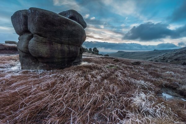 The Woolpacks Frost