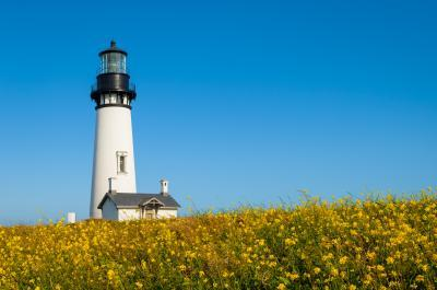 Oregon Coast photo locations - Yaquina Head Natural Area