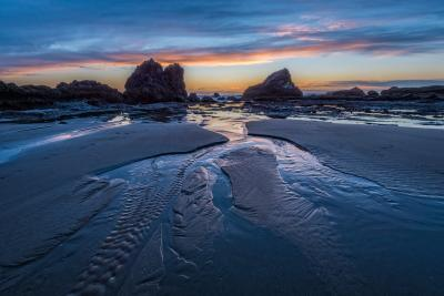 Oregon Coast photography locations - Seal Rock State Wayside