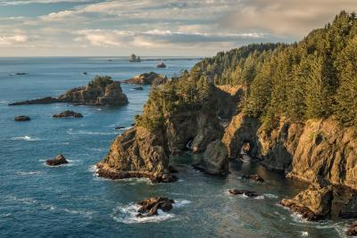 Oregon Coast photography guide - S. H. Boardman State Scenic Corridor