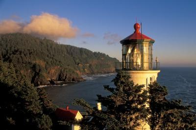 Oregon Coast photo locations - Heceta Head Lighthouse