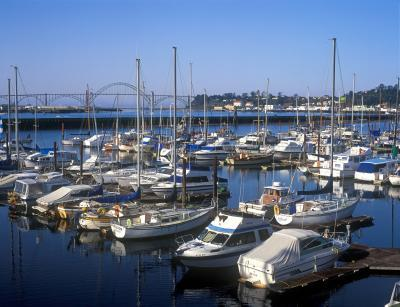 Newport photography spots - Newport - Bayfront and Harbor