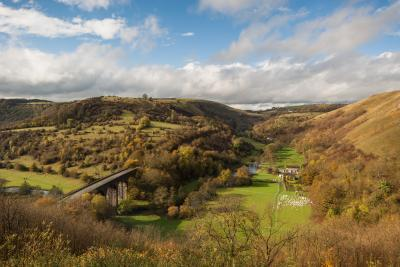 photography locations in Derbyshire - Monsal Head