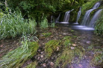 Derbyshire photo locations - Tuft Weir