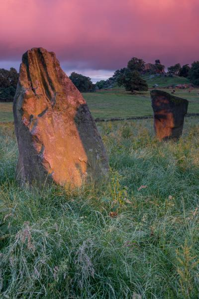 Derbyshire photo spots - Nine Stones Close