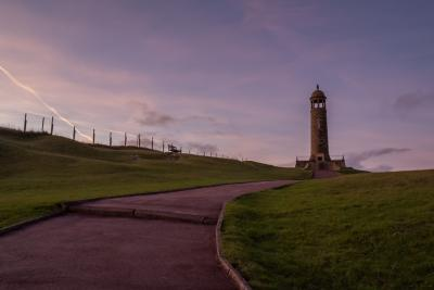 Derbyshire photography locations - Crich Stand