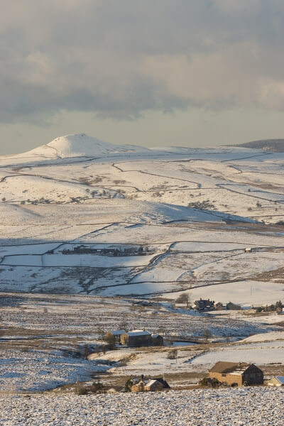 Shutlingsloe from Ramshaw