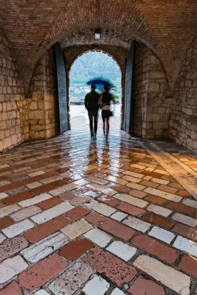 Montenegro photography spots - Kotor Sea Gate