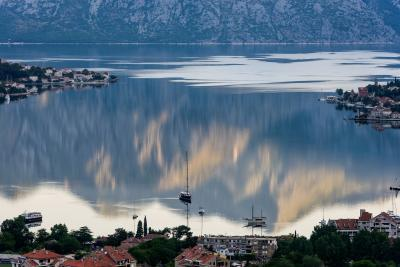 photo spots in Montenegro - Bay of Kotor Road Bend View
