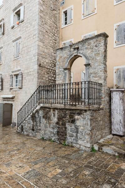 images of Coastal Montenegro - Budva Old Town