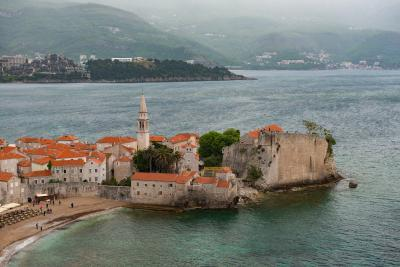 Montenegro photo spots - Budva View