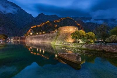 Montenegro photography spots - Kotor Kampana Tower