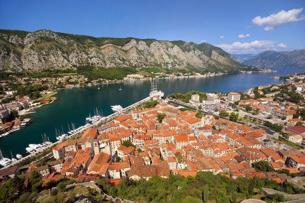 View on Kotor