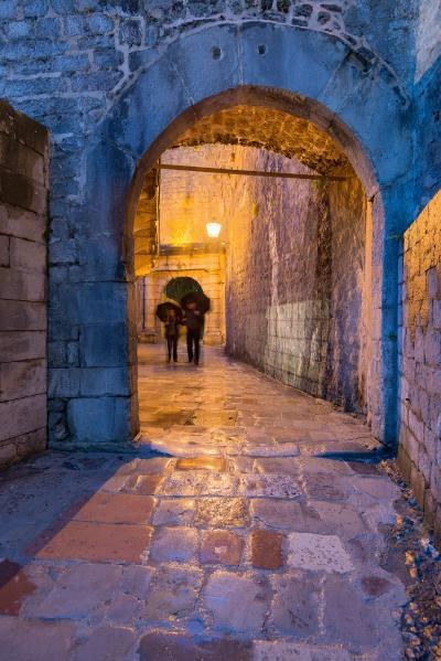 Montenegro images - Kotor South Town Gate