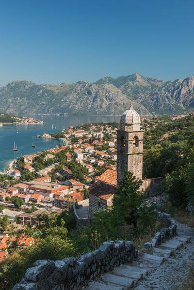 images of Coastal Montenegro - Kotor Our Lady of Health