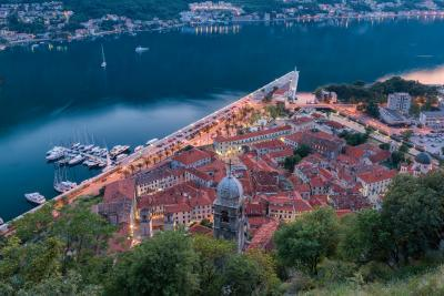 photo spots in Montenegro - Kotor Our Lady of Health