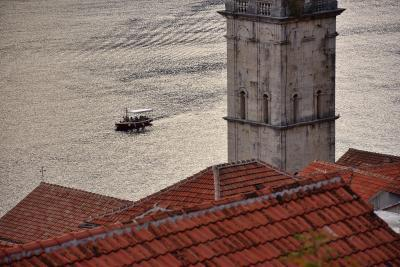 Picture of Perast Elevated View - Perast Elevated View