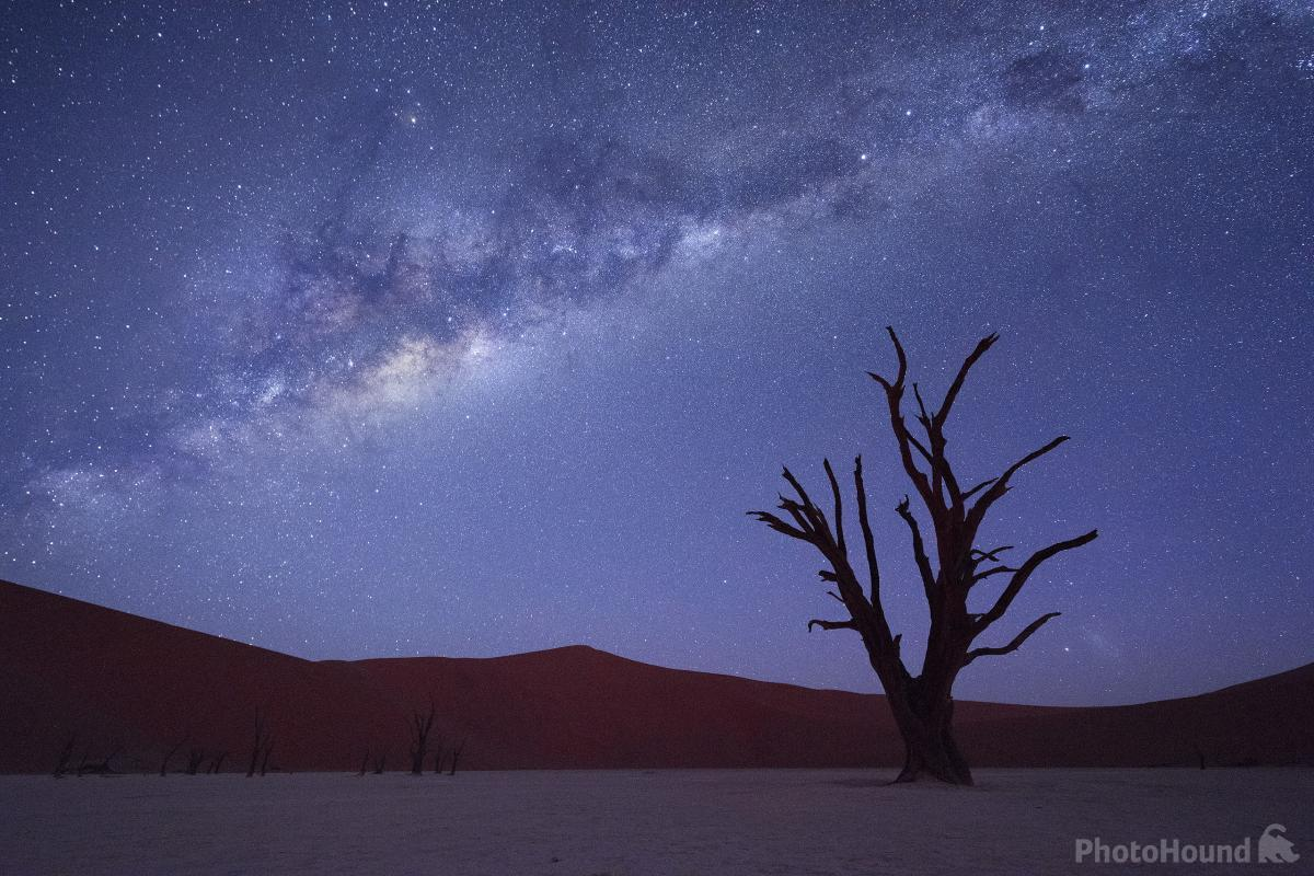 Deadvlei Milkyway