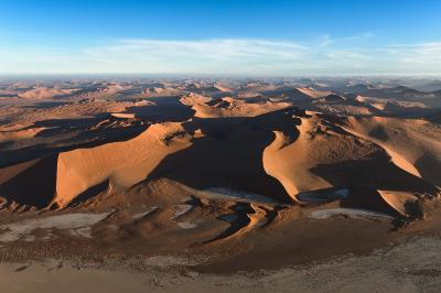 pictures of Sossusvlei - Aerial Photography