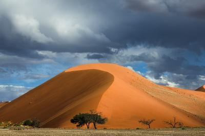 pictures of Sossusvlei - Dunes – General Info