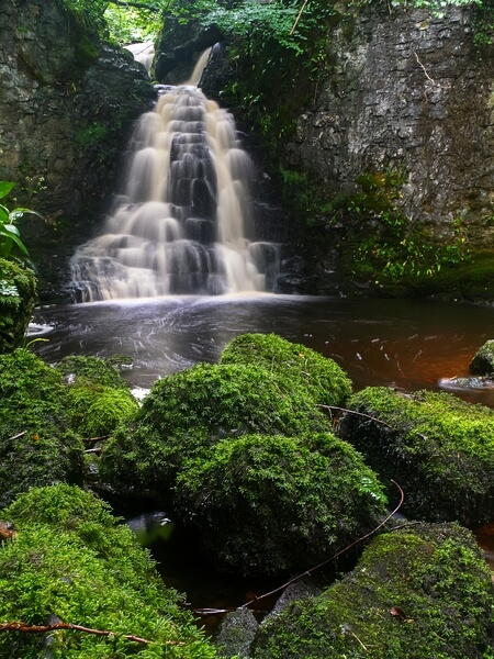 Crook Gill Waterfall