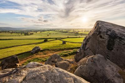 Photographing The Yorkshire Dales - Almscliffe Crag, Harrogate