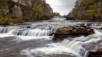 The Yorkshire Dales photography guide - Aysgarth Falls, Wensleydale