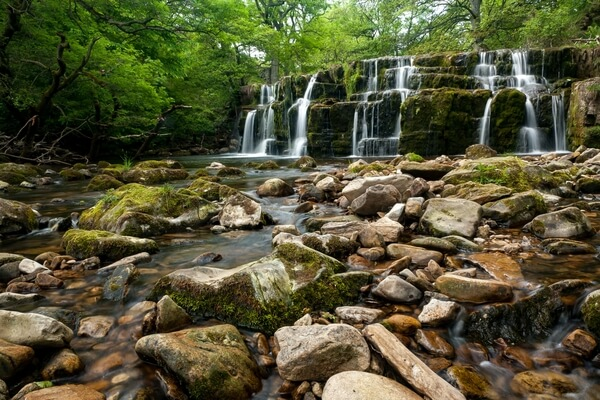 Orgate Force, Swaledale