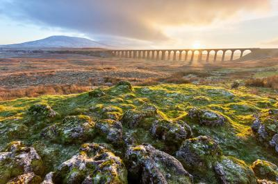 Ribblehead Viaduct, Ribblesdale