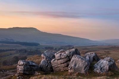Picture of Southerscales, Ingleborough - Southerscales, Ingleborough