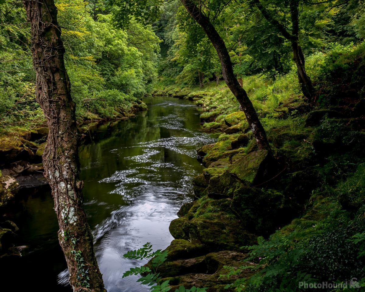 The Strid, Wharfedale