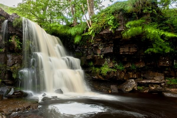 Upper Swaledale Waterfall