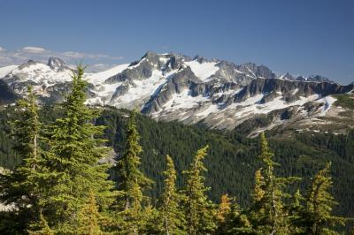 pictures of North Cascades - Copper Mountain Lookout