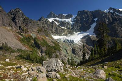 Photographing North Cascades - Lake Ann