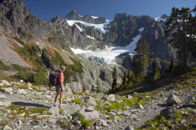 pictures of North Cascades - Lake Ann