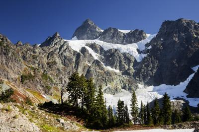 images of North Cascades - Lake Ann