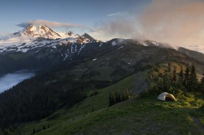 Photographing North Cascades - Skyline Divide