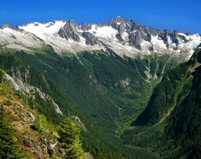 images of North Cascades - Lookout Mountain