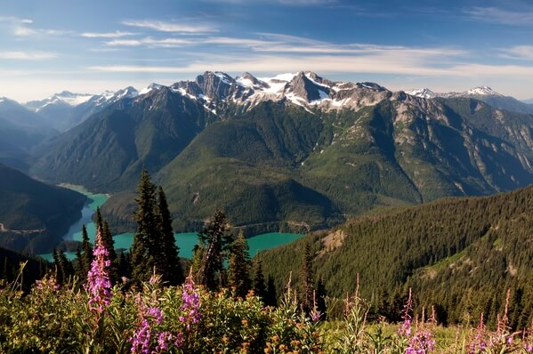 most Instagrammable places in North Cascades