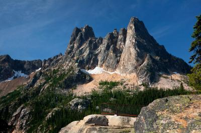 North Cascades photography guide - Washington Pass Overlook