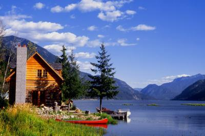 House at Stehekin