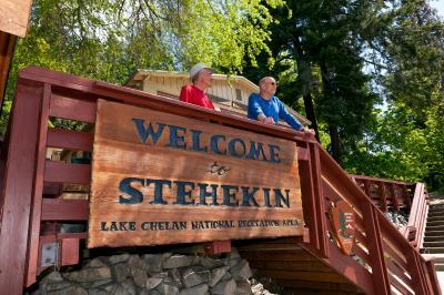 images of North Cascades - Stehekin