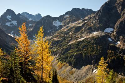 North Cascades photography spots - Easy Pass
