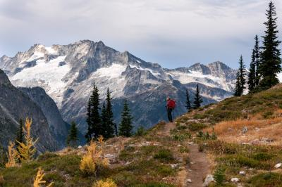 pictures of North Cascades - Easy Pass