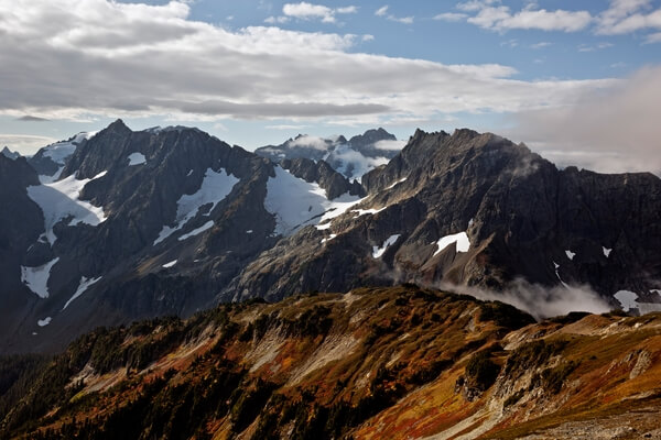 North Cascades Instagram locations