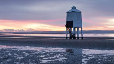 Somerset photography guide - Burnham on Sea Lighthouse